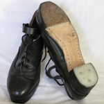 More about Fay's Jig Shoes: Leather Soles