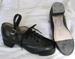 Rutherford's Leather Sole Jig Shoes (Regular & Wide Fittings)