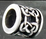 More about *NEW* Sterling Silver Celtic Knotwork Add-a-Bead
