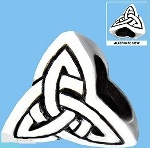 More about *NEW* Sterling Silver Celtic Trinity Knot Add-a-Bead